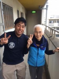 大阪市城東区で不要家具の回収をさせて頂きました55お片付けです=͟͟͞͞٩(๑☉ᴗ☉)੭ु⁾⁾