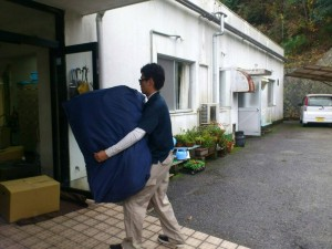池田市で引っ越し作業をさせて頂きましたゴーゴーお片付けです。