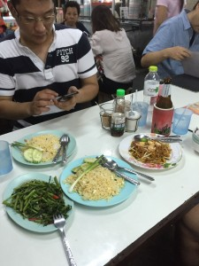 タイ旅行①