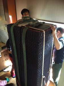大阪市淀川区⇨兵庫県兵庫区への大型冷蔵庫の移動